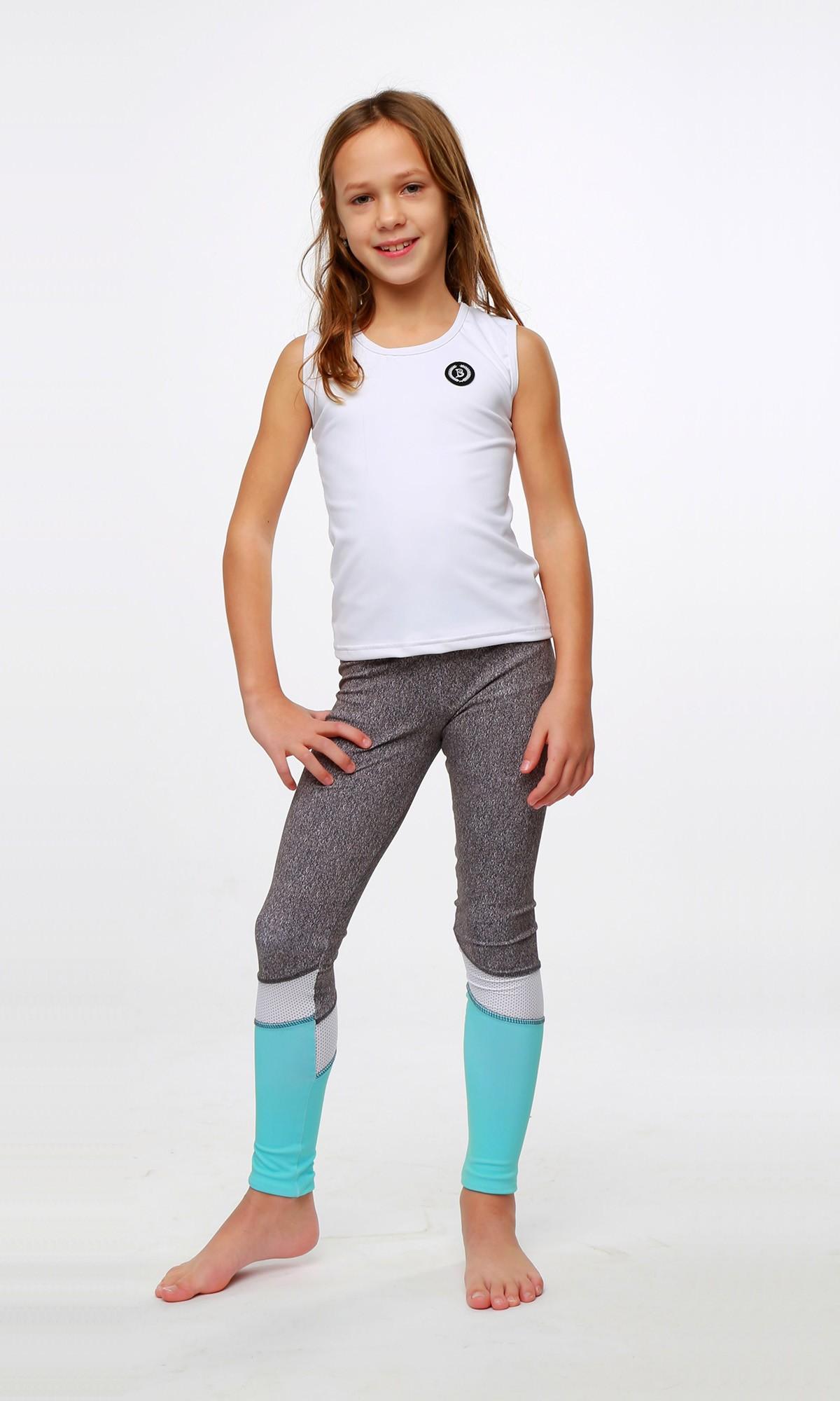 Tanfolyamok / Maeril Blue gyerek fitness nadrág