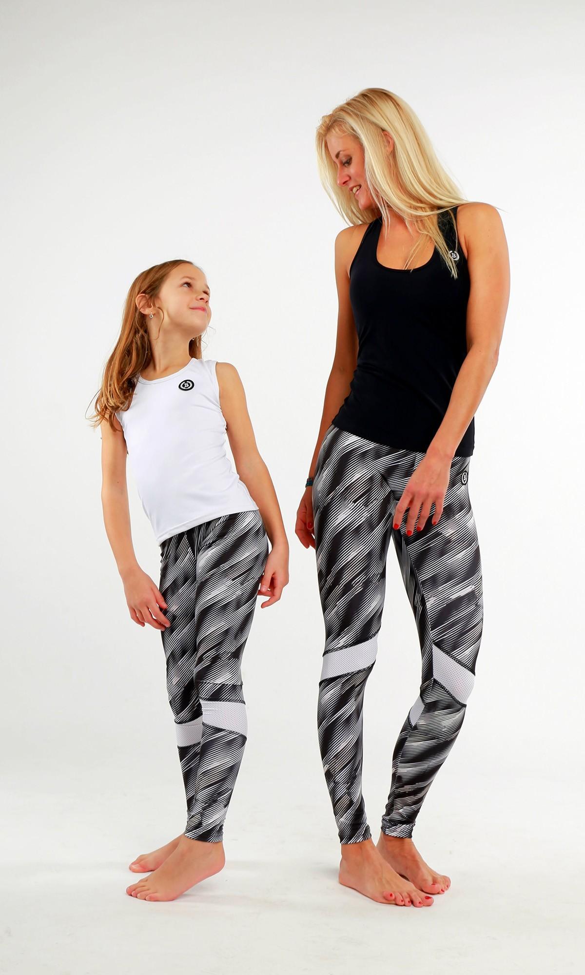 045db4c96e Zebra gyerek fitnesz szett   Fitness és sportruházat Női fitness nadrágok,  sportmelltartók webáruháza - - Sportruházat -