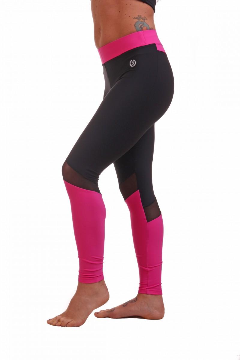 Meren Pink fitness nadrág