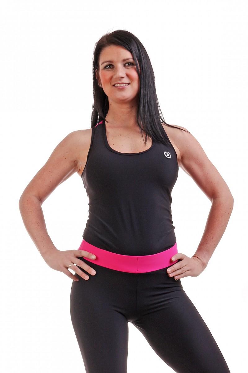 Estel Pink fitness felső