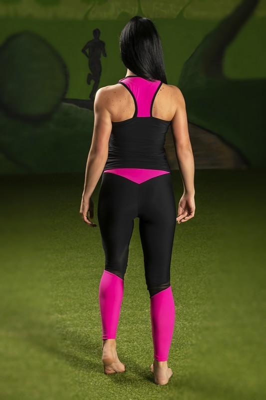 Meren Pink fitness szett