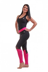 Fitness Outlet / Meren Pink fitness szett