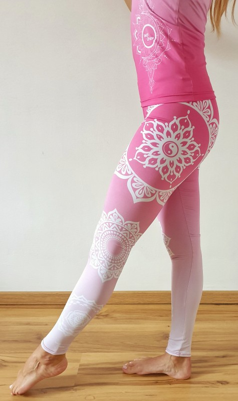 Szettek / Mandala Pink fitness szett