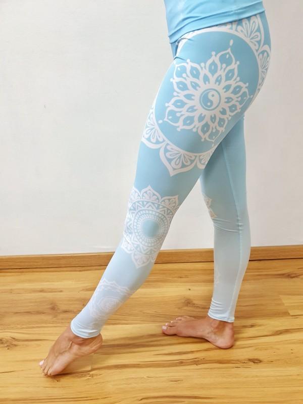 Szettek / Mandala Blue fitness szett