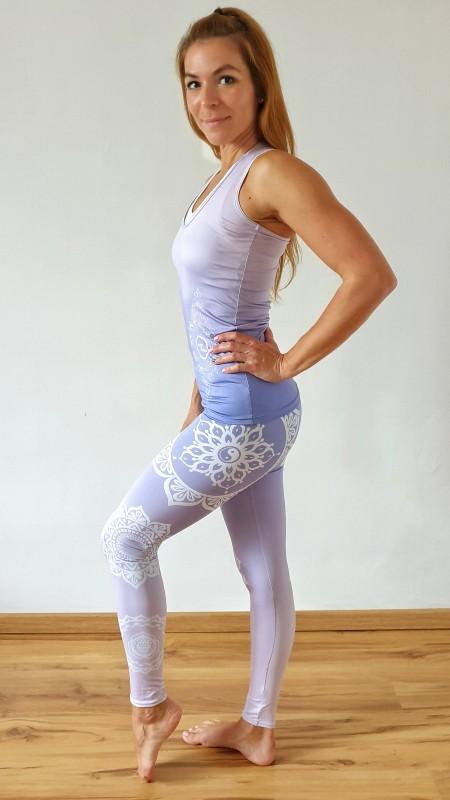 Szettek / Mandala Purple fitness szett